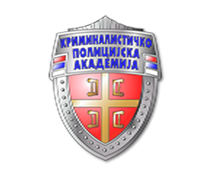 Criminalistic and Police Studies University logo