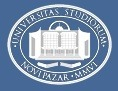 State University of Novi Pazar logo